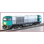 B-Models 3011.01 Diesellok Loc Railtraxx DC analog
