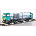B-Models 3015.01 Diesellok Loc 1615 Europorte DC analog