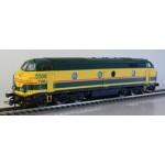B-Models 20108 5506 TVM Diesellok NMBS DC analog