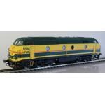 B-Models 20111 5514 TVM Diesellok NMBS DC analog