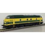 B-Models 20808 22114 5525 TVM Diesellok NMBS AC digital