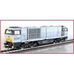 B-Models 3007.01 5707 Diesellok NMBS DC analog