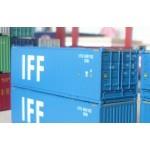 C-RAIL 30ft Bulkcontainer Container IFF H0