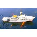DM Forschungs- & Vermessungsschiff BULLDOG 1:96 für Modellbahn H0 HO