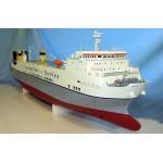 DM Hochseefähre Fährschiff CELASTINE für Modellbahn H0 HO