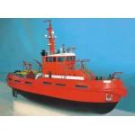 DM Feuerlöschboot DANTE 1:72 für Modellbahn H0 HO