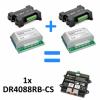 DIGIKEIJS DR4088RB-CS 16-Kanal Rückmeldemodul R-BUS für Roco Z21