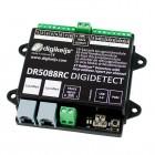 DR5088RC Digidetect 16fach Rückmeldemodul Railcom mit Belegungserkennung LocoNet