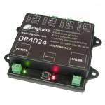 DIGIKEIJS DR4024 Servodecoder mit 4 extra Schaltausgänge