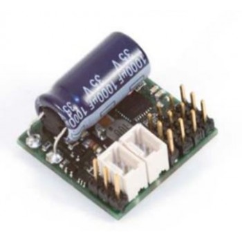 Massoth 8152601 eMotion 8FS II Servodecoder 8-Kanal 25x25mm