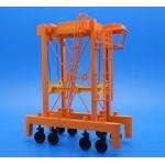 H0 Container Kran Portalstapler Stapler Straddle Van Carrier - 3 hoch 1:87 HO