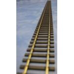 Weinert MeinGleis 74003 H0 Neusilber Flexgleis Holzschwellen 91,4cm Profilhöhe Code 75 / 1,9mm