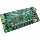 Zimo MX821S 8-fach Servo-Decoder Schaltdecoder für Weichen, Signale 105x50x15mm 3A