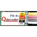 Qdecoder F0-4+ (Litze)